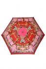 Moschino logo可折叠雨伞