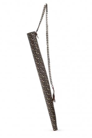 Leather umbrella holder od Burberry