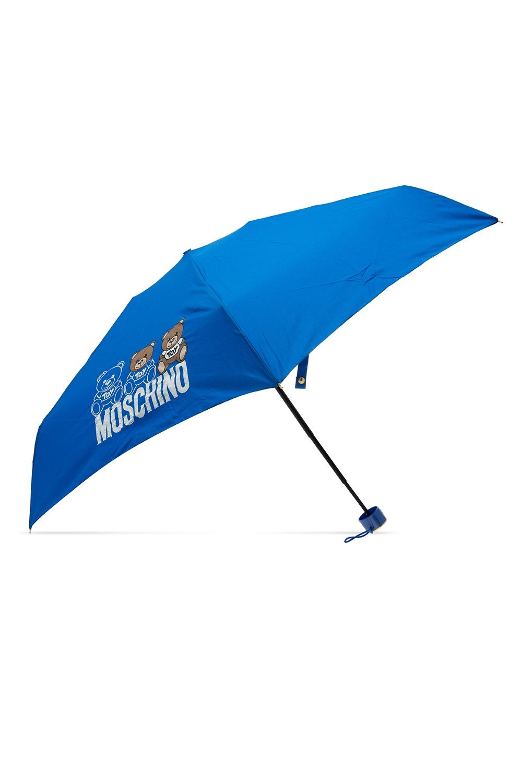 Moschino logo雨伞