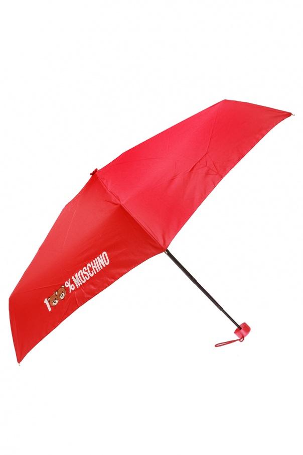 Moschino Printed umbrella