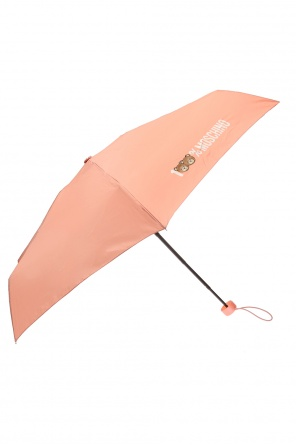 Umbrella with a print od Moschino