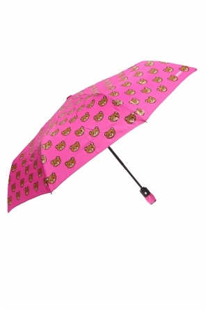 Teddy bear folding umbrella od Moschino