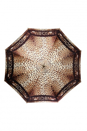 Animal motif umbrella od Moschino