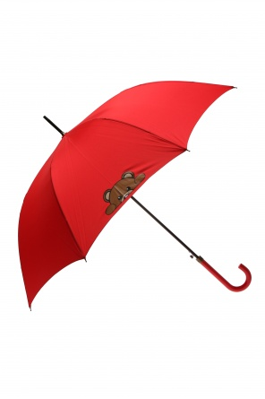 Teddy bear umbrella od Moschino