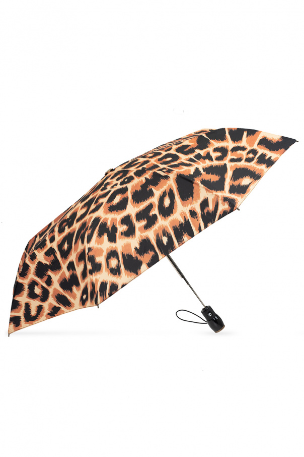 Moschino 品牌折叠雨伞