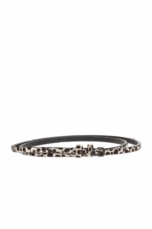 'hulan' animal motif belt od Haider Ackermann