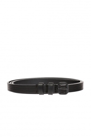 Buckled belt od Haider Ackermann