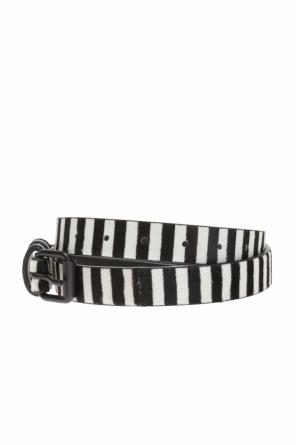 Striped belt od Haider Ackermann