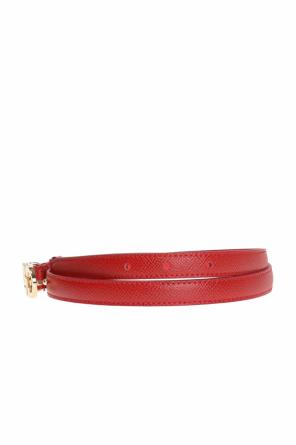 Logo-buckled belt od Salvatore Ferragamo