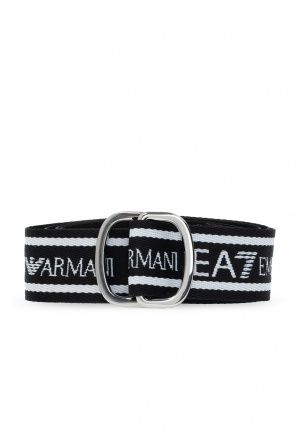 Patterned belt od EA7 Emporio Armani