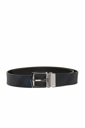 Printed belt od Burberry
