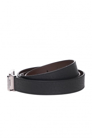 Belt with interchangeable buckles od Michael Kors