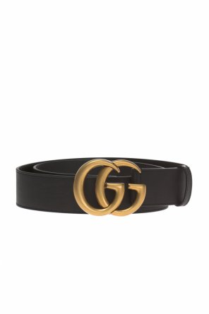 Leather belt od Gucci