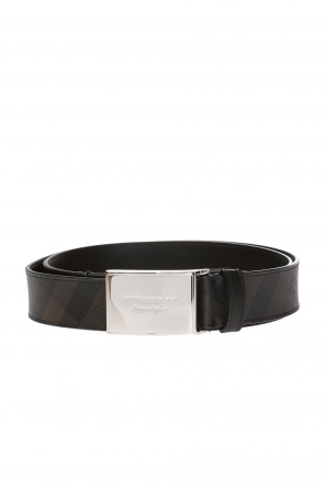 Belt with logo od Burberry