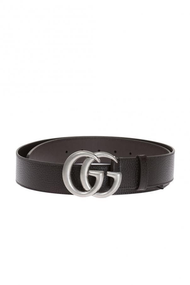 Gucci Pasek z klamrą w kształcie logo