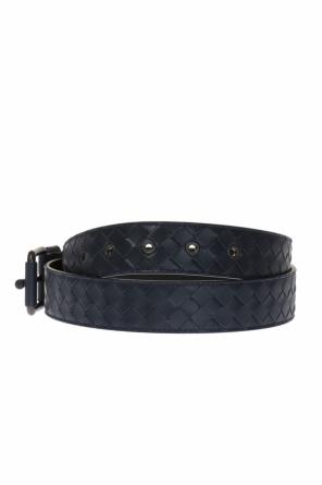 Leather belt od Bottega Veneta
