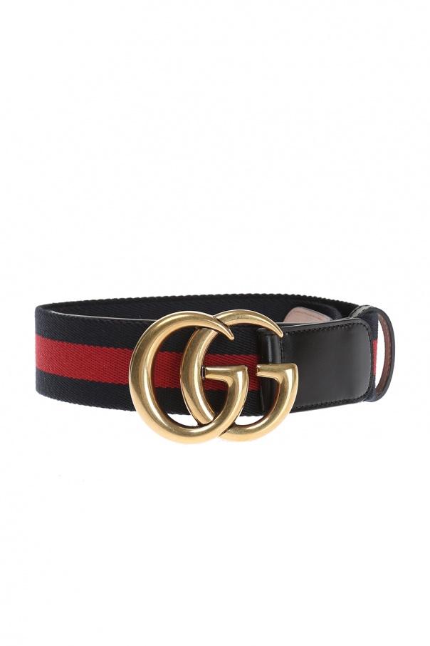 Gucci Cotton Belt