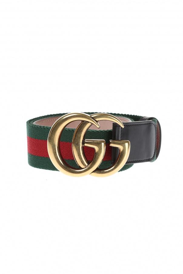 603fcdf3860 Vintage Web  Belt Gucci - Vitkac shop online