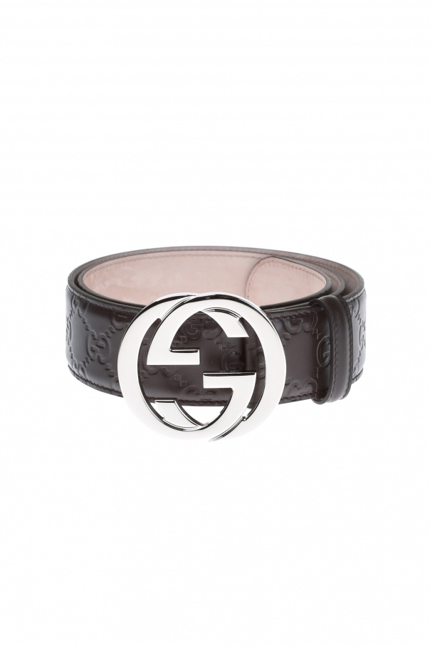 dc30a9e7b Guccissima' Leather Belt Gucci - Vitkac shop online