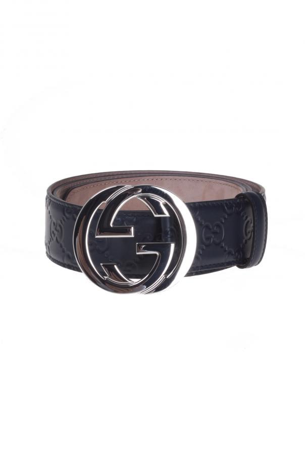 Gucci 'Guccissima' Leather Belt