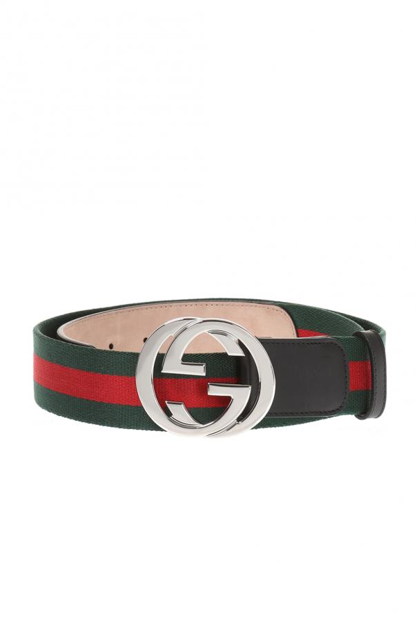 Gucci 'Web' belt