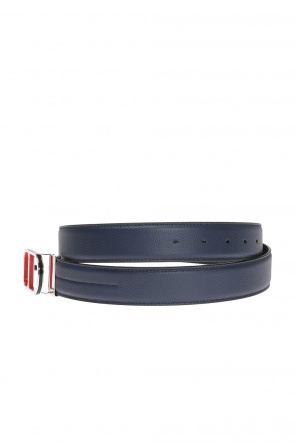 Leather belt od Dior