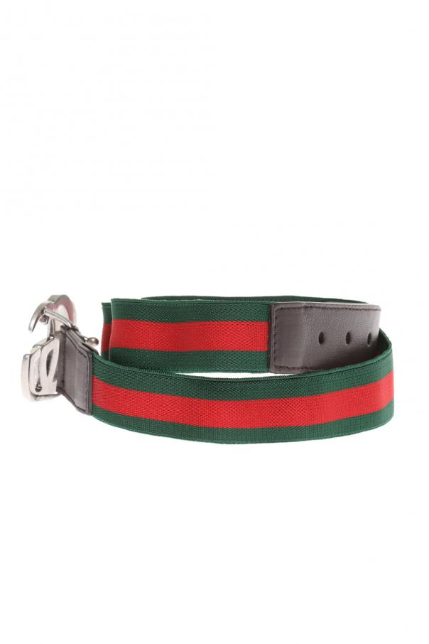 2c72ac8cf0d Logo-buckle belt Gucci Kids - Vitkac shop online