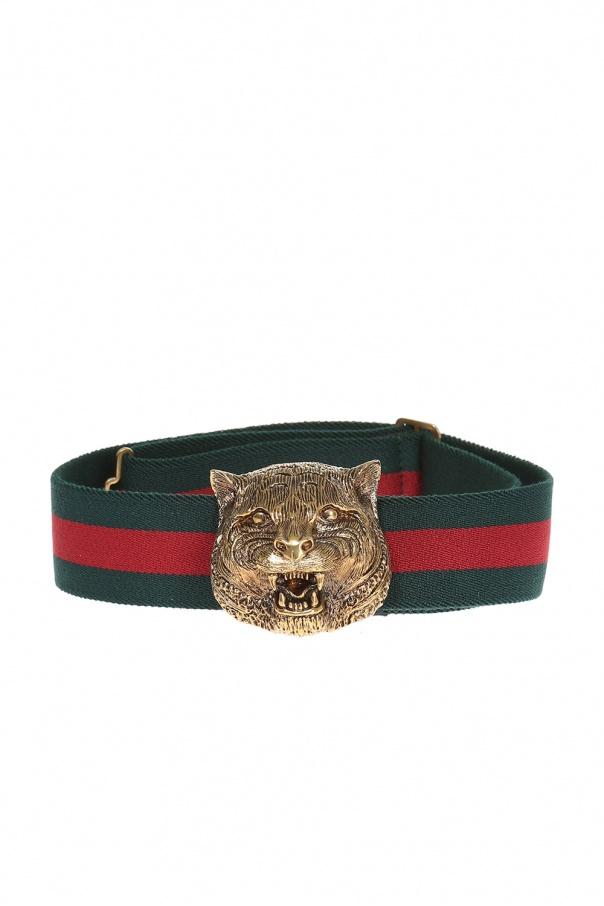69ac8c58966 Web  belt Gucci - Vitkac shop online