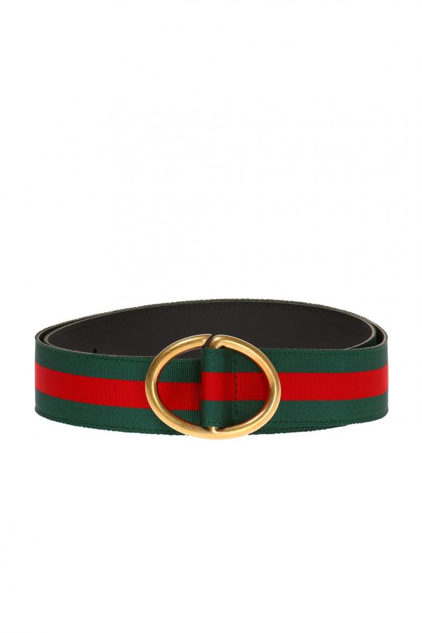 8f4a3b309dc Leather belt Gucci - Vitkac shop online
