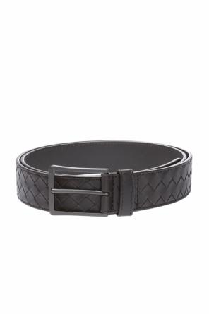 Belt with 'intrecciato' pattern od Bottega Veneta