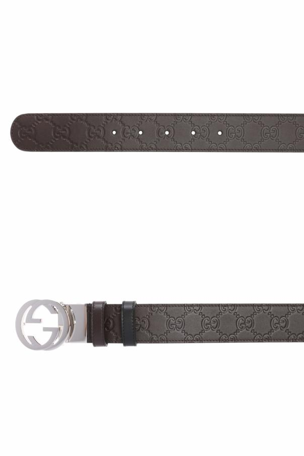 Reversible belt od Gucci