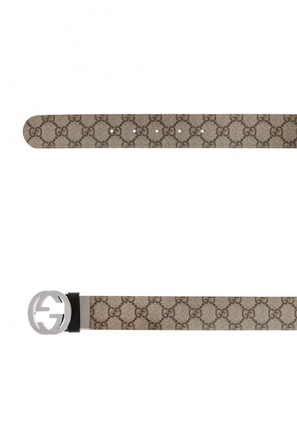 Logo-buckled belt od Gucci