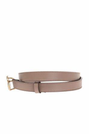 Branded thin belt od Gucci