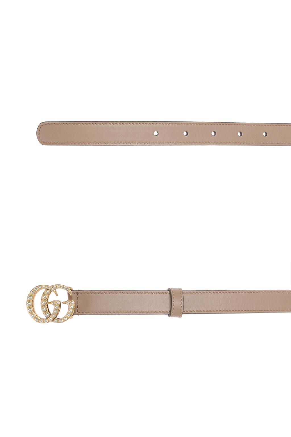 Gucci Branded thin belt