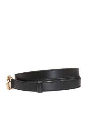 Decorative buckle belt od Gucci
