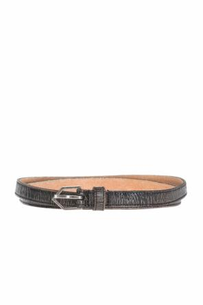 Distressed belt od Saint Laurent Paris