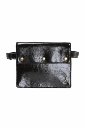 'noe' belt with pouch od Saint Laurent Paris