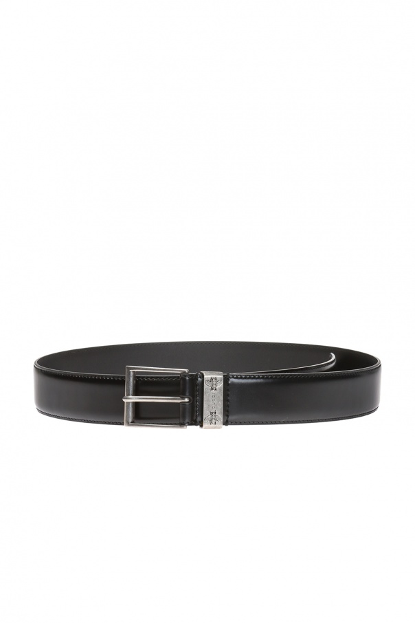 ab491df8fc3 Logo belt with bee motif Gucci - Vitkac shop online