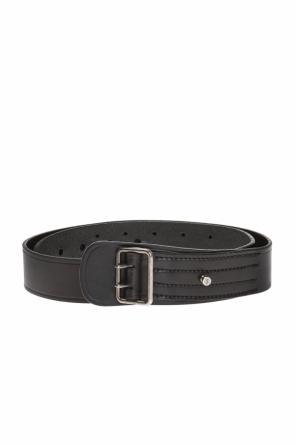 Belt with stitching details od Saint Laurent