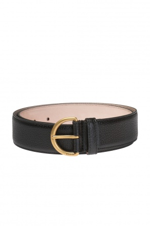 Belt with logo od Gucci
