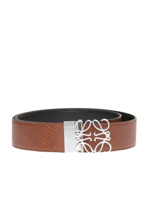 Leather belt od Loewe