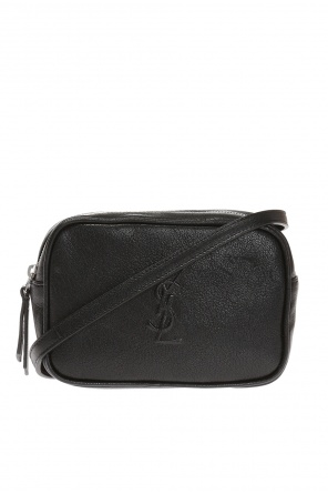Logo-embossed belt bag od Saint Laurent