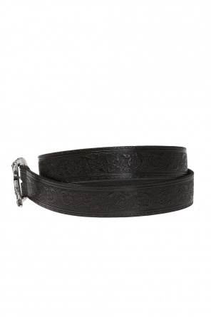 Embossed belt od Saint Laurent