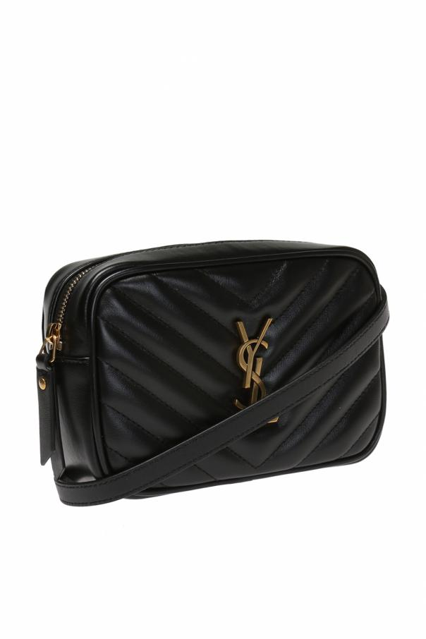 Quilted belt bag with logo od Saint Laurent