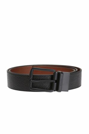 Belt with exchangeable buckle od Coach