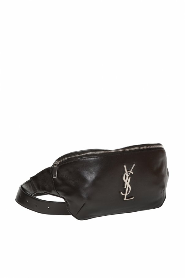 Branded belt bag od Saint Laurent