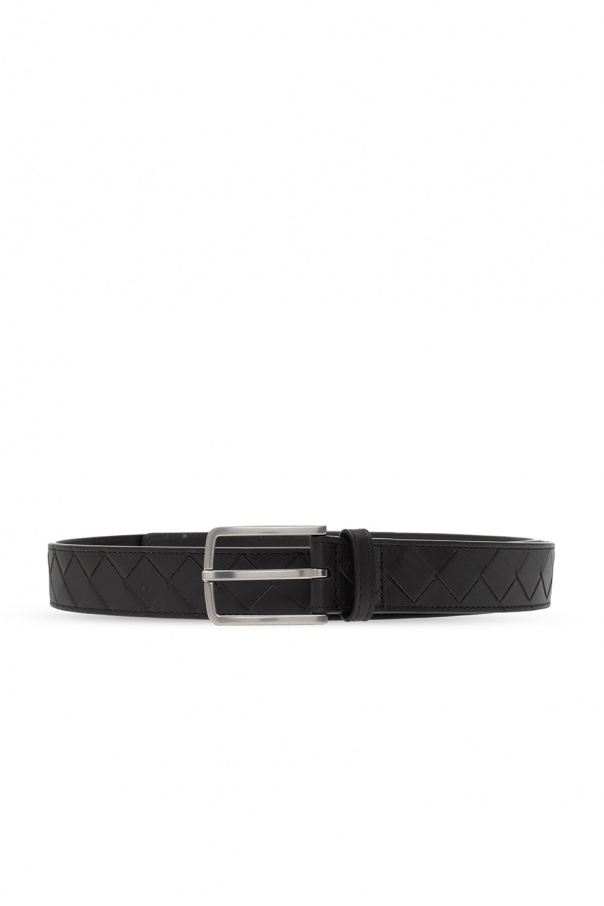 Bottega Veneta 'Intrecciato' weave belt