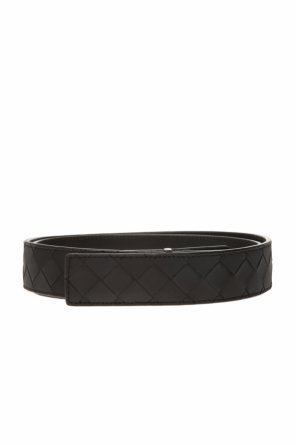 Leather belt od Bottega Veneta