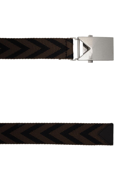Bottega Veneta Belt with logo