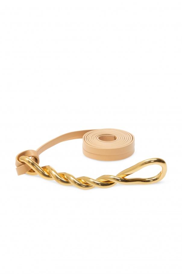 Bottega Veneta Belt with decorative buckle